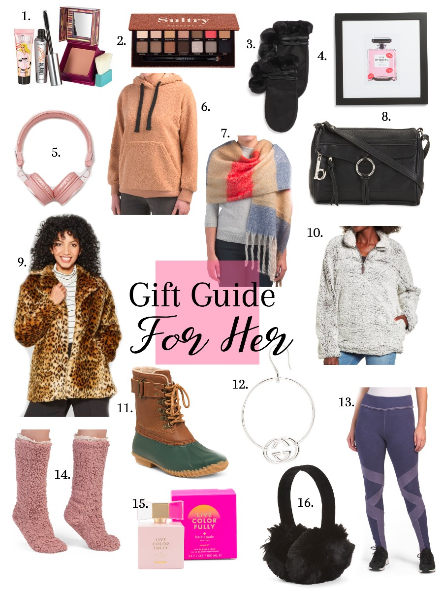 Gifts for Her under $50!