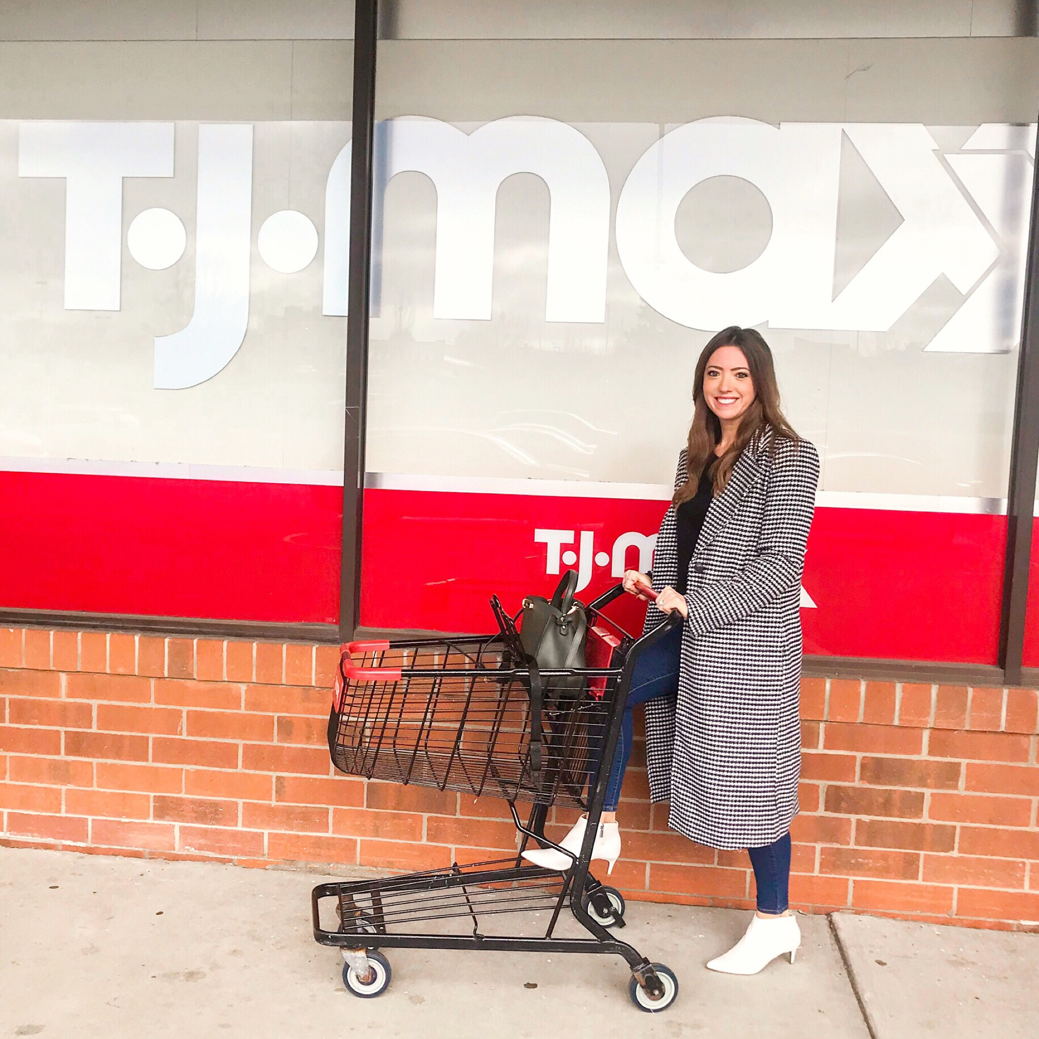 tj maxx shopping