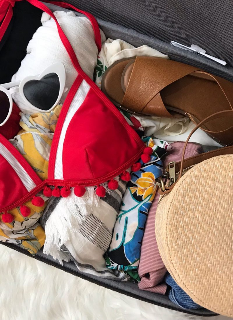 Packing in a Carry On 101