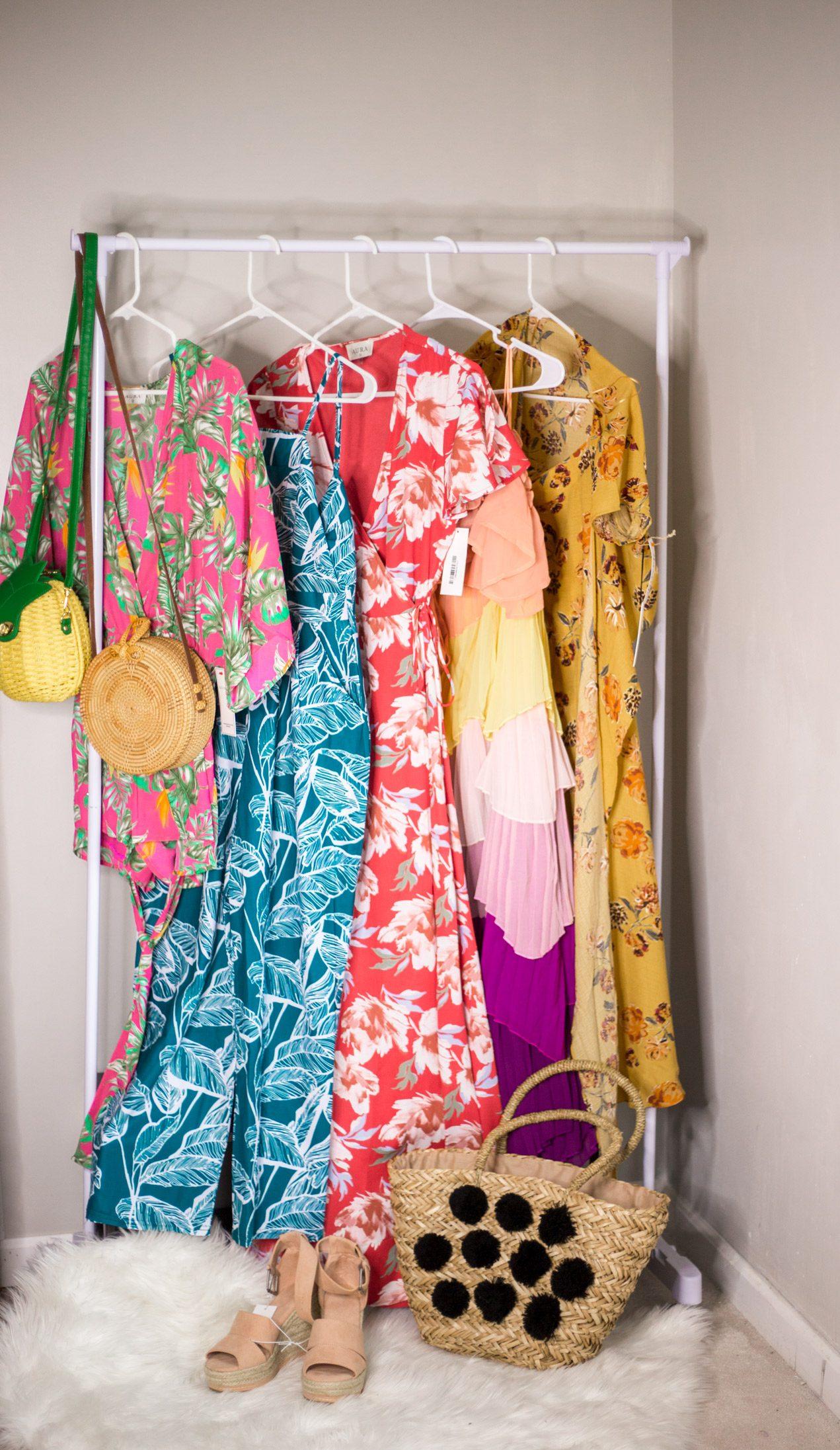 hawaii fashion diary outfits