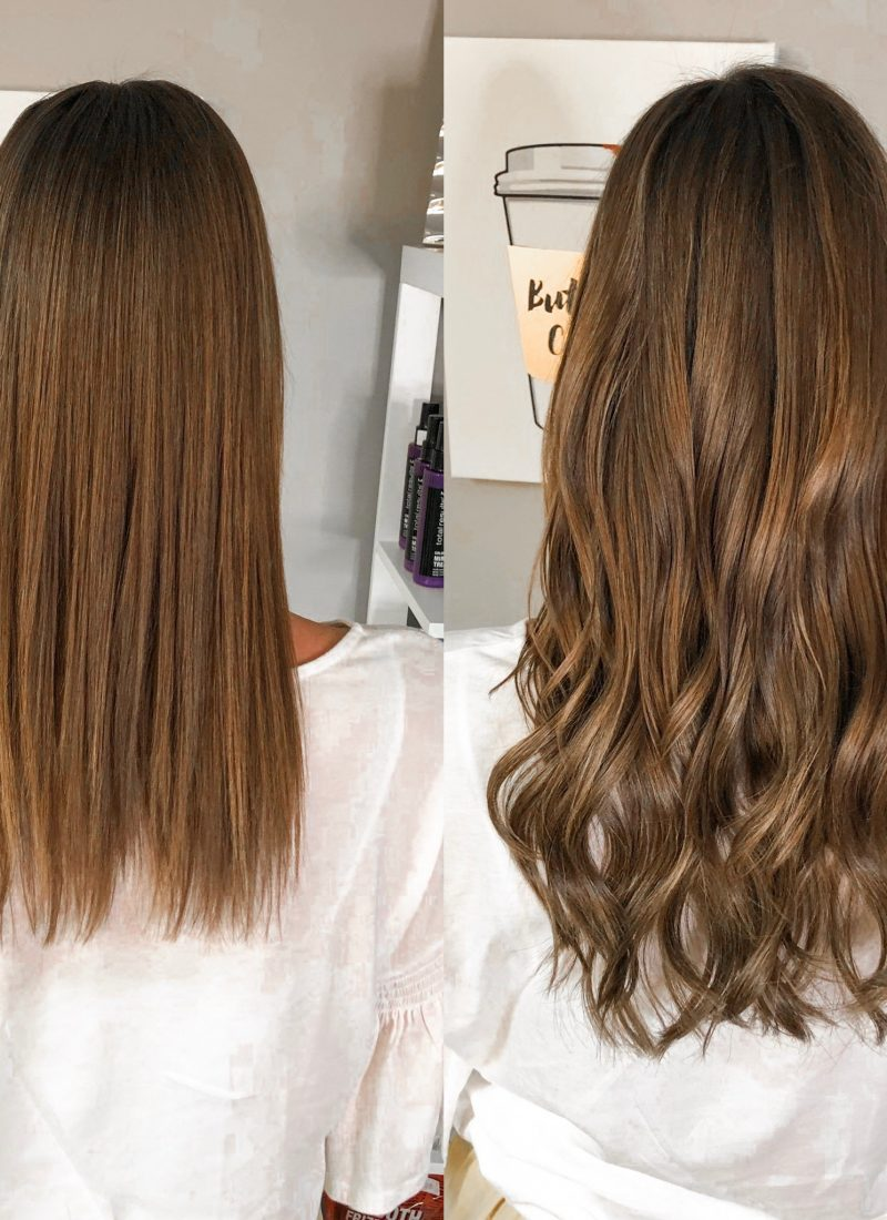 Everything About Tape-in Hair Extensions