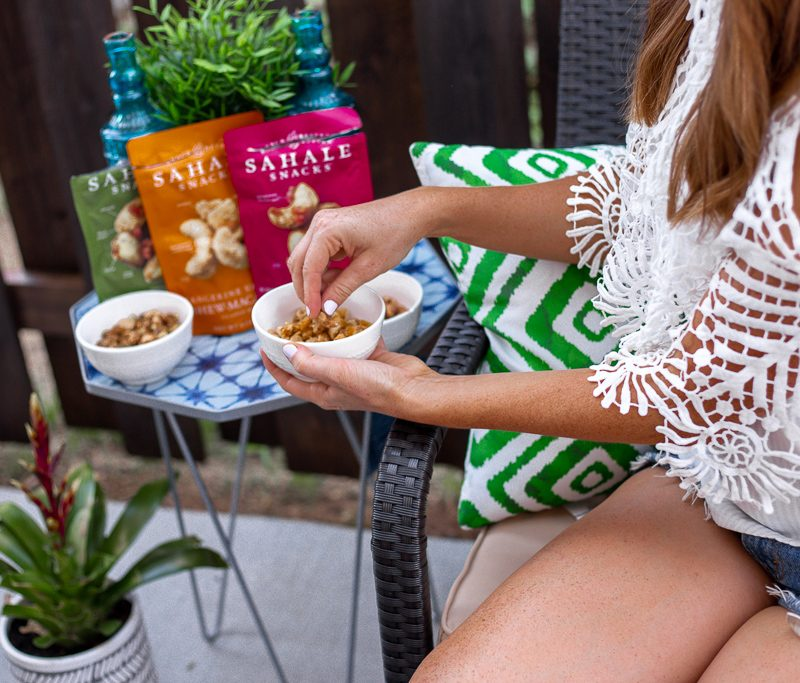 Sahale Snacks – My Summer go-to Snack!