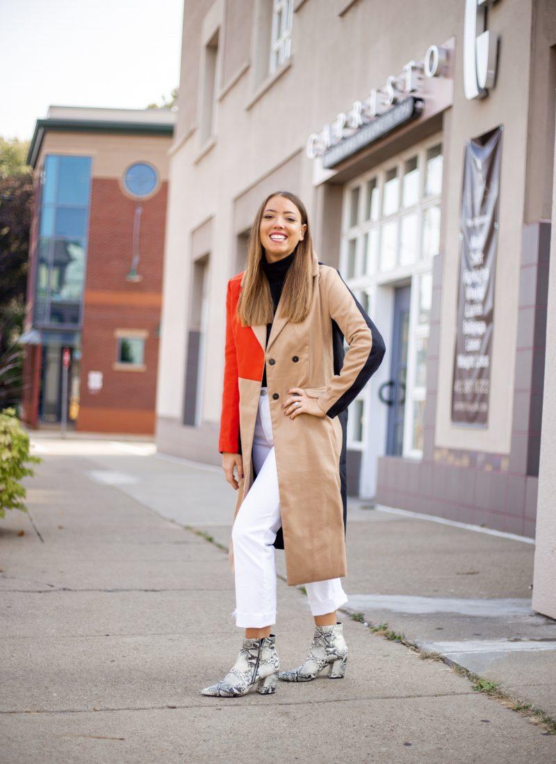 Fall Coats Under $100